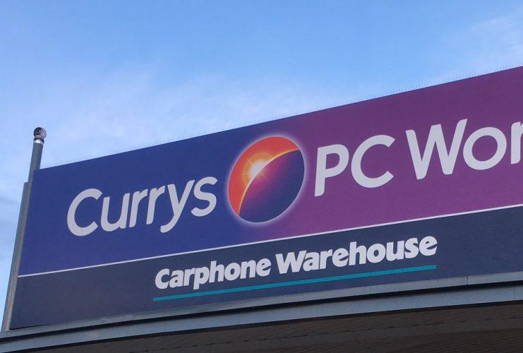 Currys PCWorld