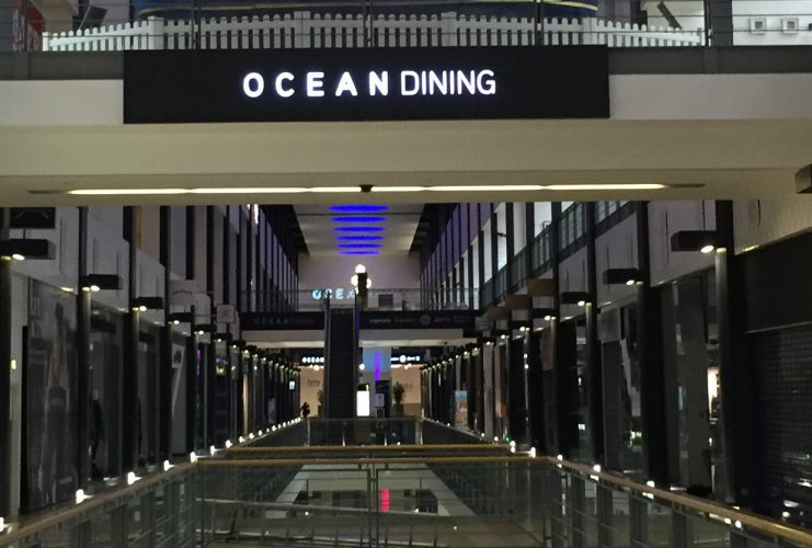 Ocean Terminal Shopping Centre